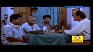 Mookkilyarajyathu - Mental Hospital Comedy Scene