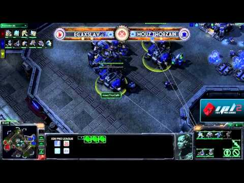 IPL 2 - Winners: Round 1 - Axslav vs ThorZaIn - Game 2 of 3