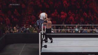 getlinkyoutube.com-WWE 2K16 Royal Rumble Finishers