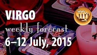 getlinkyoutube.com-Virgo, July 6th, 2015, weekly Tarot forecast