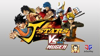 J-Stars Victory Vs M.U.G.E.N DEMO