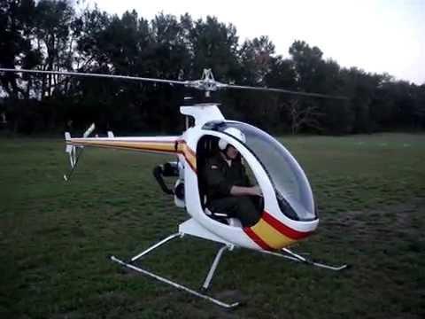 1er vuelo Helicóptero
