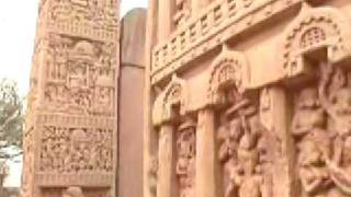 getlinkyoutube.com-7 Wonders of India: Sanchi Stupa