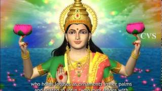 getlinkyoutube.com-Sri Venkateswara Suprabhatam ( Prapatti ) 3D Animation Songs Part - 3