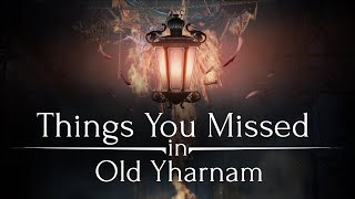 getlinkyoutube.com-Bloodborne ► Things You Missed in Old Yharnam