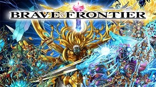 getlinkyoutube.com-Brave Frontier : RC6 Electric Menance Vs Tech Armor Beiorg !!! My Squad Tridon C'm Back