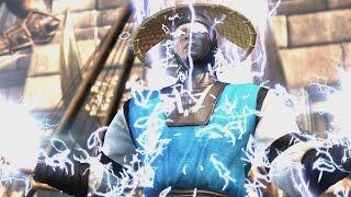 getlinkyoutube.com-Mortal Kombat X - Klassic Raiden MKII Costume / Skin PC Mod (1080p 60FPS)