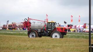 New Kellands Multidrive M380-4 in action at Cereals