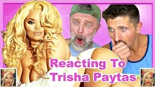 Montana guys react to Trisha Paytas