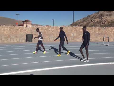 Workout Wednesday: UTEP 5x300 | 6x200