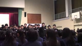getlinkyoutube.com-大浜中学 旅立ちの日にH.26.3月.14日