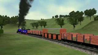 getlinkyoutube.com-MSTS Bert and Arlesdale Coaches