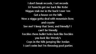 getlinkyoutube.com-Lil Wayne - Trap House Lyrics