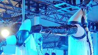 getlinkyoutube.com-超近距離セクシーポールダンス!! 東京オートサロン2015 / TOKYO AUTO SALON