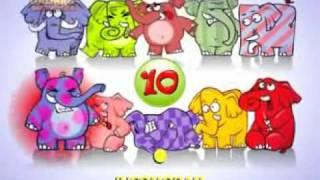 getlinkyoutube.com-A Galinha Pintadinha 2 elefantes