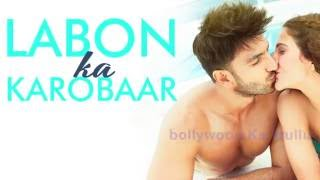 25 Hot Liplocks in Labon Ka Karobaar Full Video Song From Befikre | Ranveer Singh & Vaani Kapoor