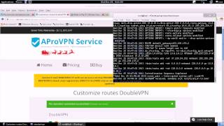 getlinkyoutube.com-How to setup anonymous VPN connection OpenVPN on Kali Linux site AProVPN.com