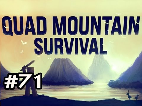 Minecraft: Quad Mountain Survival w/Nova Ep.71 - ANOTHER TORNADO DESTRUCTION