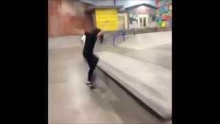 getlinkyoutube.com-Skrillex Skate - The Reason