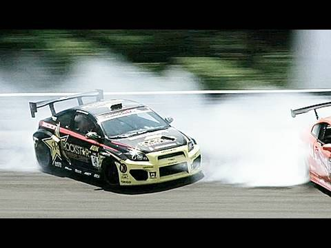 Drifting - Scion Racing - Driven To Drift - Episode 3