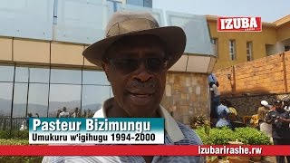 Pasteur Bizimungu avuga ku nyubako ye yahiye i Kigali