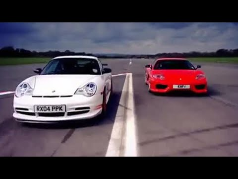Porsche 911 GT3 RS Ferrari 360 Challenge Stradale