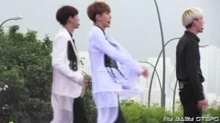 getlinkyoutube.com-140701 EXO ChanYeol - Thunder @ Hong Kong Dome Festival