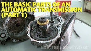 getlinkyoutube.com-The Basic Parts of an Automatic Transmission (Part 1)