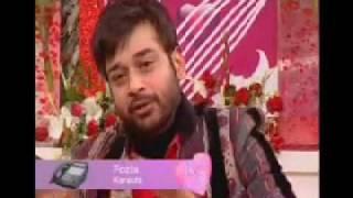 getlinkyoutube.com-Faisal Qureshi & Sahir Lodhi ,Rambo With Wife  in Good Morning Pakistan...mp4