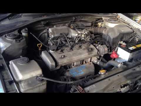 ДВС Toyota Carina AT212 5A-FE J000706