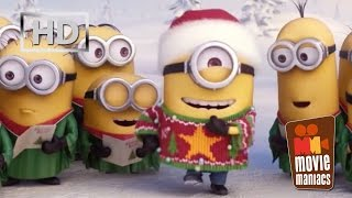 getlinkyoutube.com-Minions Jingle Bells X-Mas Song