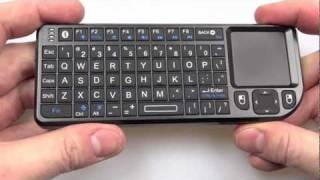 getlinkyoutube.com-The Rii Mini Bluetooth Keyboard vs The Lenovo N5902