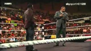 getlinkyoutube.com-WWE RAW - R-Truth & Triple H - Funny Segment LOL