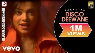 Sagarika - Disco Deewane Video | Naujawan