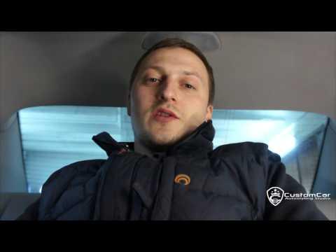 Как почистить светлый потолок автомобиля (химчистка проблемного потолка)