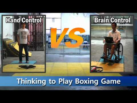 FlyingBuddy2: Brain Controls A Quadrotor for the Handicapped (Ubicomp 2012)