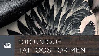 getlinkyoutube.com-100 Unique Tattoos For Men