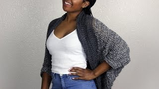 getlinkyoutube.com-Simple Cozy Shrug