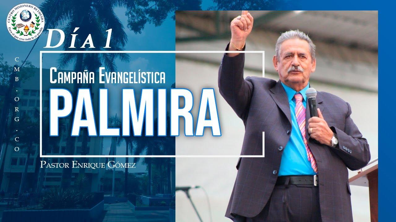 Campaña Evangelística Palmira
