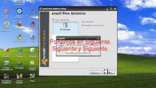 descargar e instalar avast free antivirus gratis