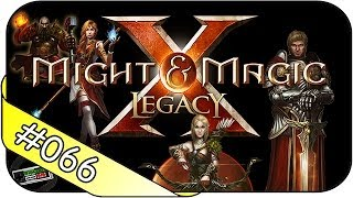 Might and Magic X Legacy # 66 ► Grabmal des großen Grauens | Let's Play Might & Magic X
