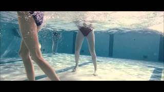 "getlinkyoutube.com-""Carrie"" (2013) Pool Scene [Chloe Grace Moretz, Ansel Elgort, Judy Greer, Gabriella Wilde]"