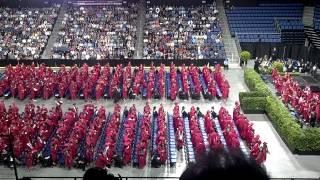 getlinkyoutube.com-Flash mob at Ayala High School graduation 2012