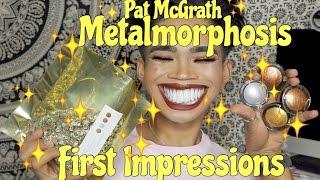 getlinkyoutube.com-Pat McGrath Metalmorphosis First Impression/ GRWM