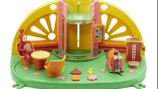 getlinkyoutube.com-Character - Teletubbies Superdome Playset