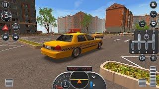 Táxi Simulator 2016 -  Transmissão Manual (Troca de Marchas)
