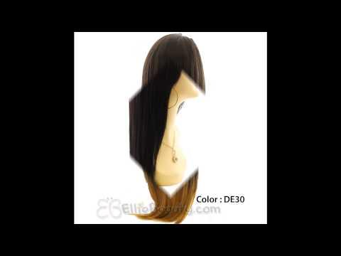 Freetress Equal Invisible Part Wig - Make Over DE30