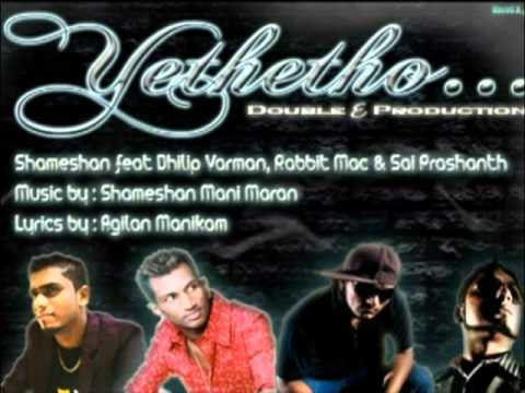 Yethetho - Shameshan feat Dhilip Varman &amp; Sai Prashanth &amp; Rabbit Mac Psycho Unit