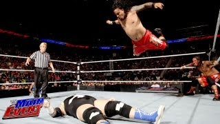 WWE Main Event - Tons of Funk vs The Usos: WWE Main Event, June 12, 2013