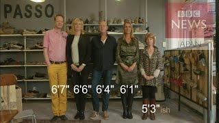 getlinkyoutube.com-【BBC】オランダ人はなぜそんなに背が高い 2m近くもふつう?